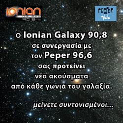 Ionian Galaxy