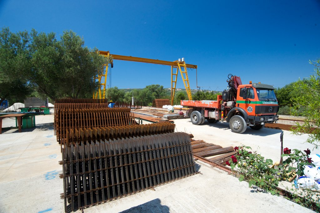 Ready Made Concrete : Χ papadimatos s a ready made concrete argostoli