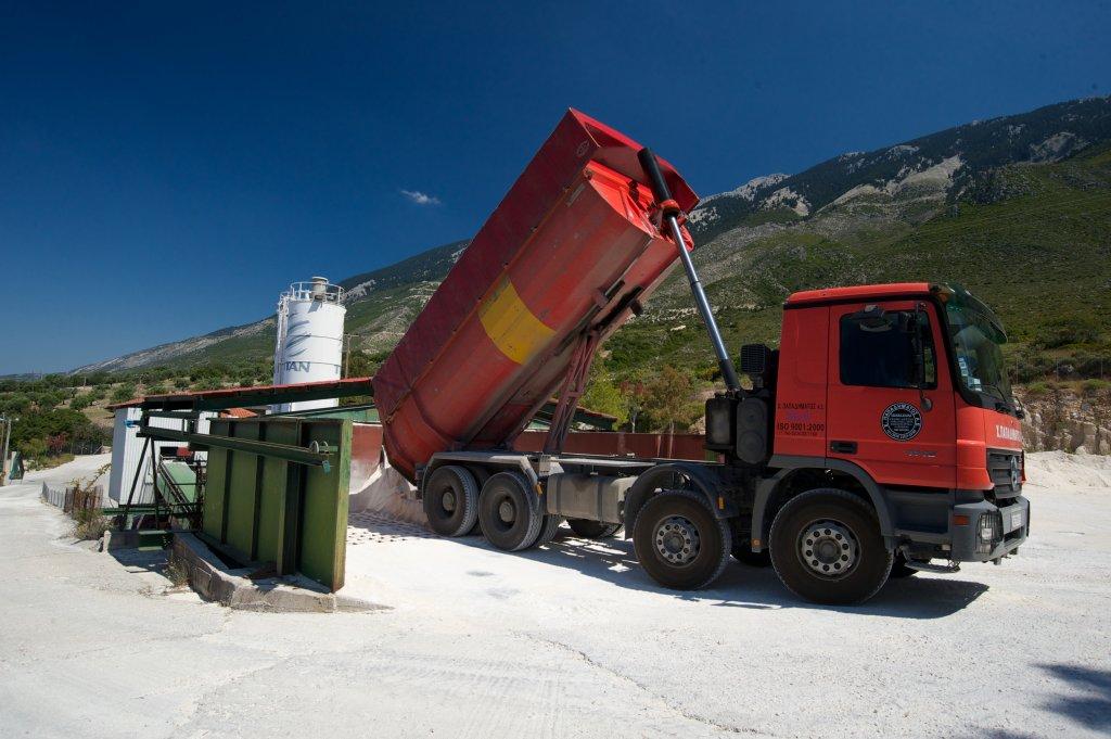 Ready Made Concrete : Χ papadimatos s a ready made concrete simotata