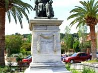 Άγαλμα του Παναγή Βαλλιάνου