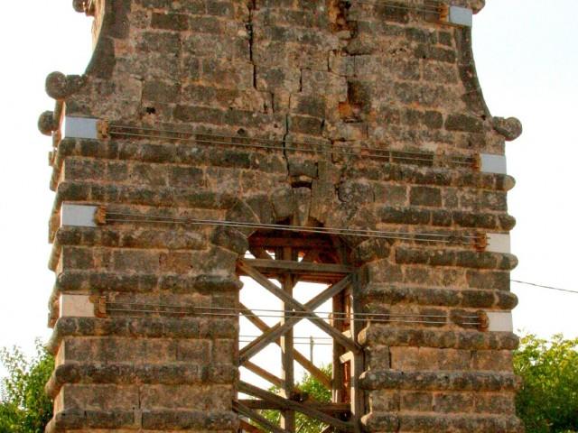 Ναός Ευαγγελιστρίας στο Κάστρο