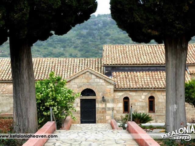 Μόνη Αγ. Ανδρέα και Βυζαντινό Μουσείο