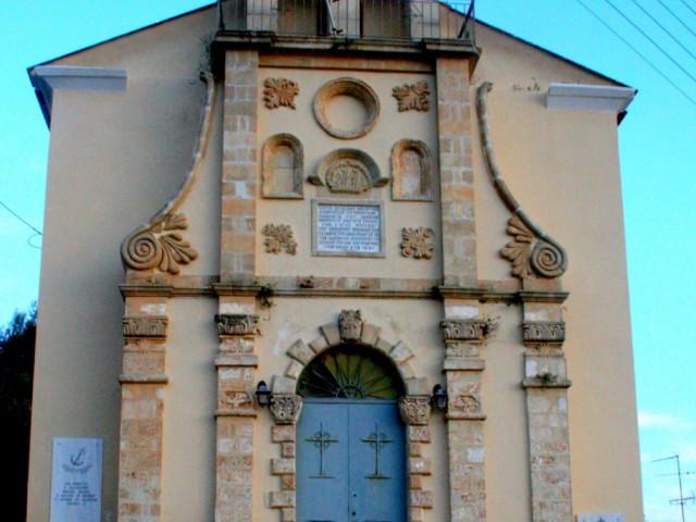 Ναός Υπεραγίας Θεοτόκου στα Ντομάτα