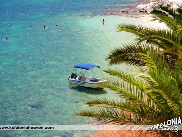 Παραλία Αγίας Ευφημίας